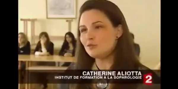Catherine Aliotta Institut de Formation à la Sophrologie France 2