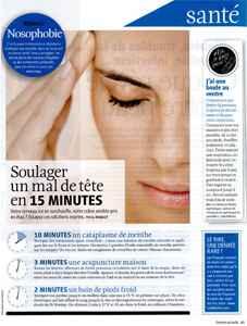 exercice de sophrologie femme actuelle decembre 2012 boule au ventre