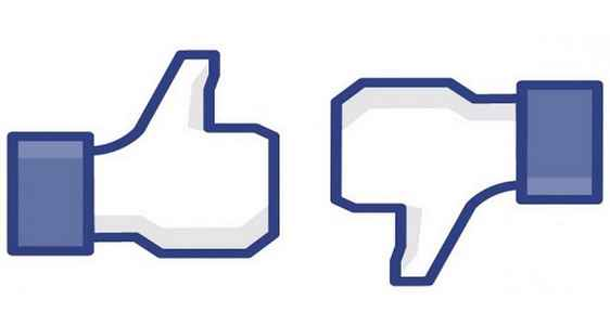 j'aime ou j'aime pas Facebok
