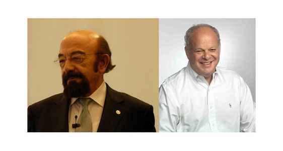 Alfonso Caycedo et Martin Seligman