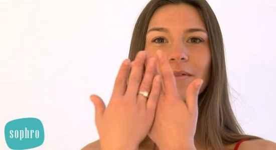 Delphine Bourdet exercice sophro crise de panique