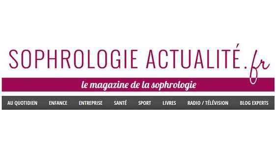 nouveau Sophrologie Actualité