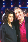 Alain Lancelot et Jenifer The Voice