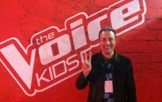 Alain Lancelot sophrologue The Voice Kids