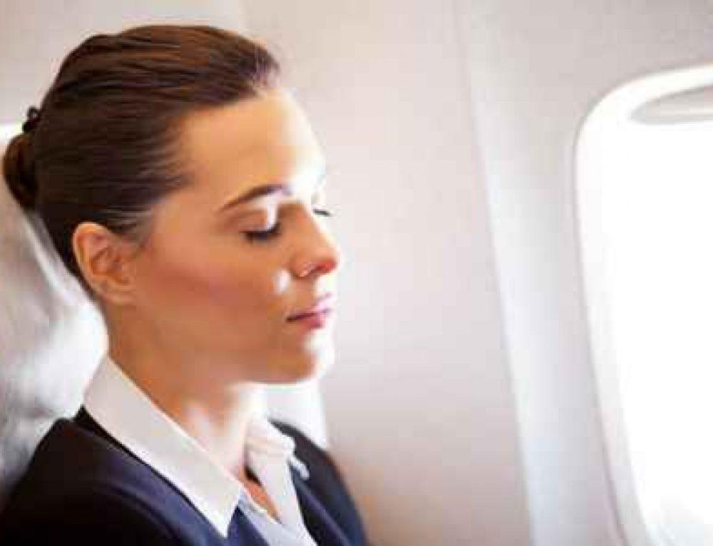 Sophrologie et peur de l'avion
