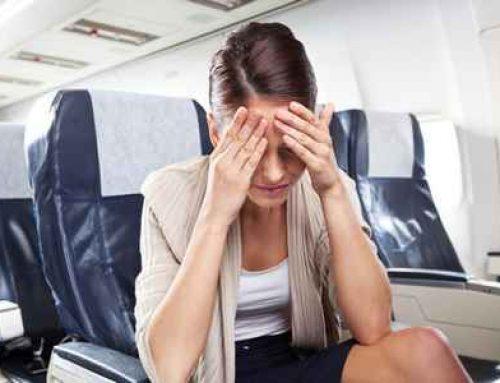 Sophrologie et phobie de l'avion