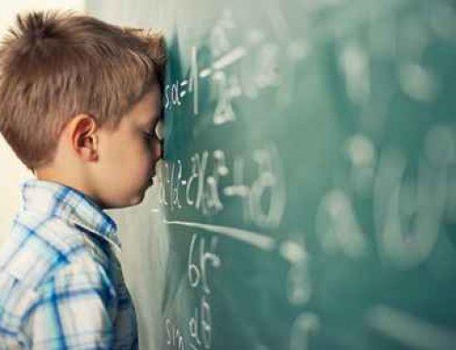 Le stress des enfants
