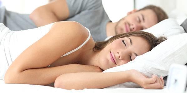 comment bien dormir avec les ronflements