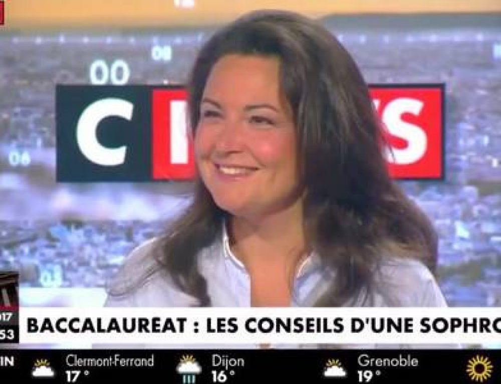 Bac : la sophrologue Catherine Aliotta livre ses conseils