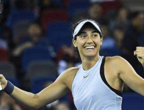 Tennis : la 8e joueuse mondiale préparée avec la sophrologie