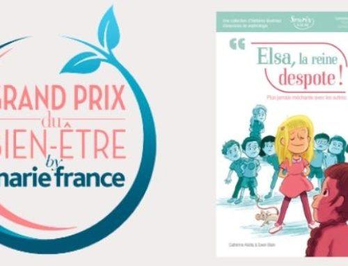 Gagnez des livres de Sophrologie ! Grand Prix Bien-Être 2019