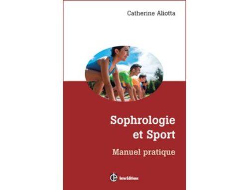 Manuel pratique Sophrologie et sport de Catherine Aliotta