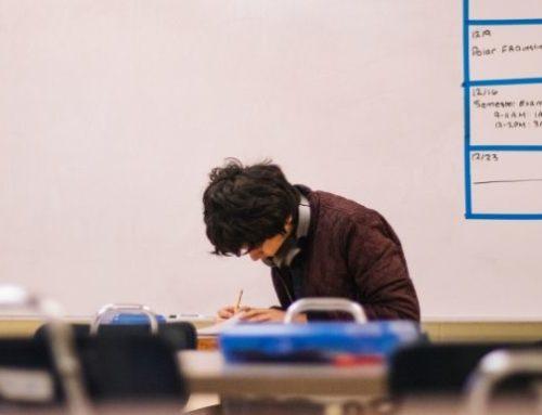 La sophrologie aide à gérer le stress des examens